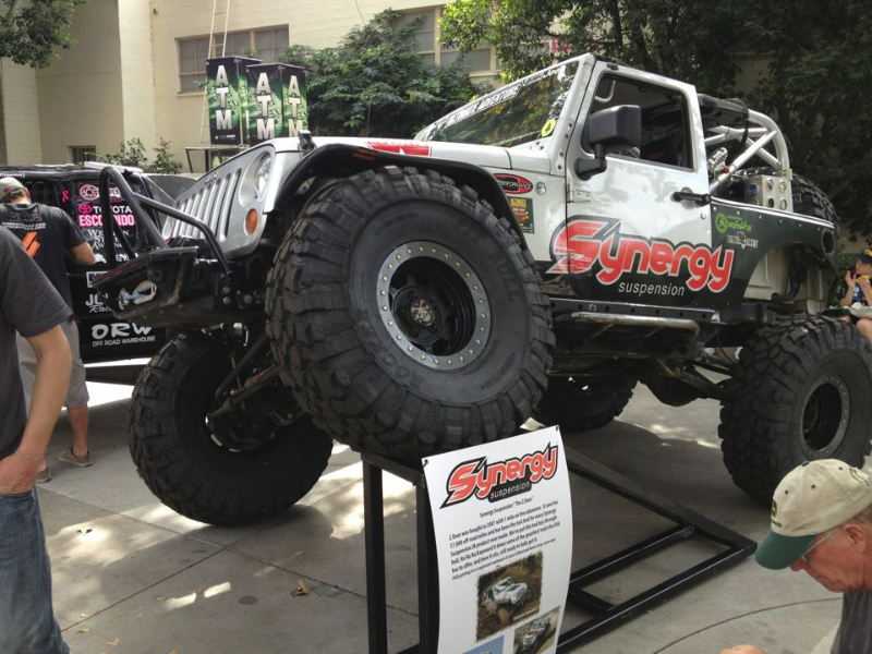 Offroad Power Products | Offroad Expo 2012