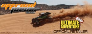 "Off-Road Power Products becomes the ""Official Retailer"" of the 2012 Peterson's Ultimate Adventure"