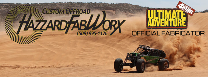 Hazzard Fab.Worx buggy in action