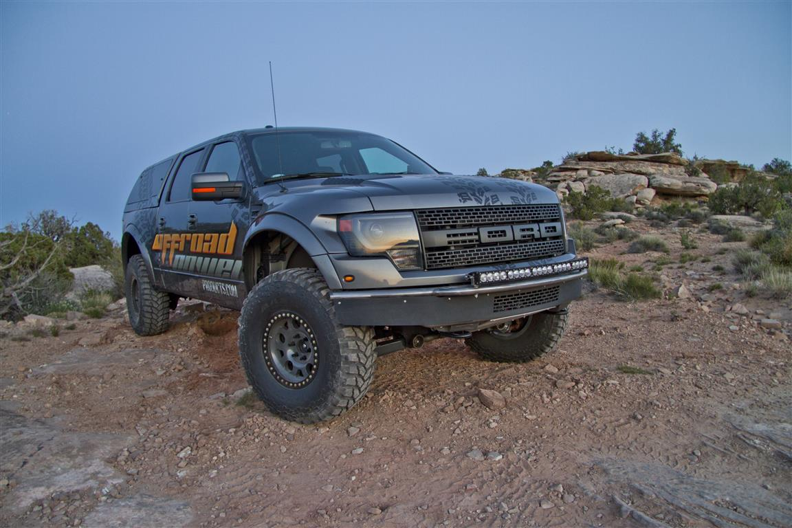 Earlier In The Year We Purchased A Ford F  Ecoboost That We Had Plans Of Transforming Into A Raptor Killing Machine The Ecoboosts Have Always Intrigued