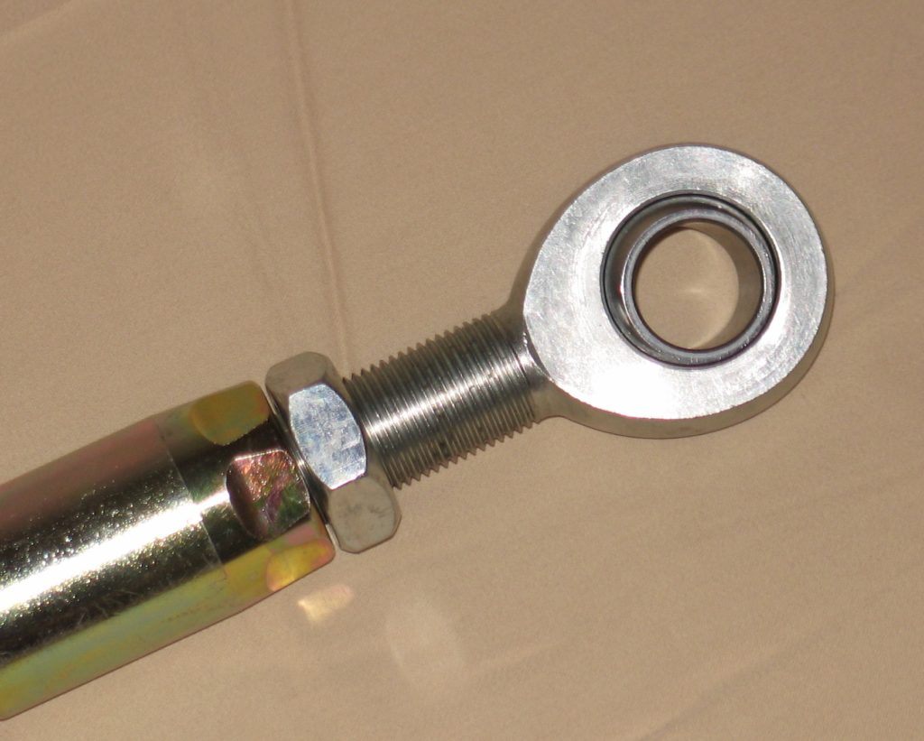 rod end - adjustable spherical joint, hein joint