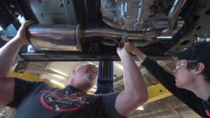 JK-Exhaust-Install